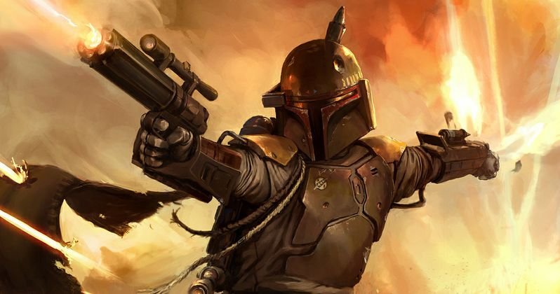 Boba Fett Spin-Off May Put a New Character in the Armor