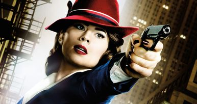 Hayley Atwell Wants an Agent Carter Movie