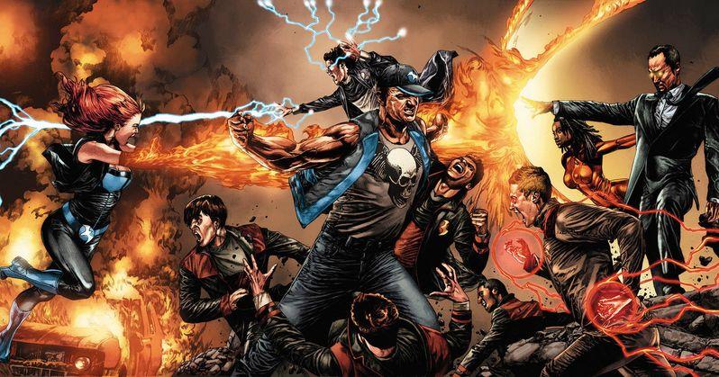 Harbinger Will Kick Off Valiant Comics Movie Universe at Sony