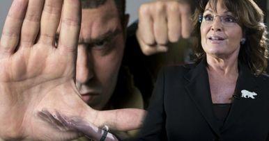 Sacha Baron Cohen Uses New Character to Clapback at Sarah Palin