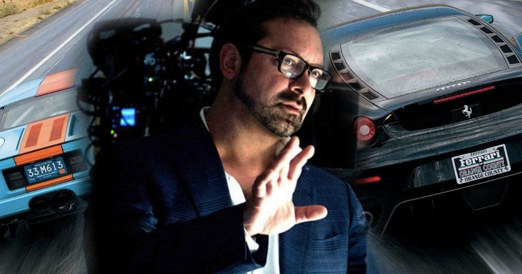 logan director takes  ford  ferrari biopic