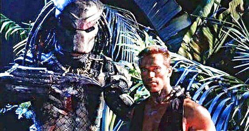 The Predator Alternate Ending Details Reveal Scrapped Schwarzenegger Cameo