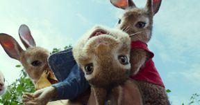 Peter Rabbit Trailer Unleashes One Wild Bunny