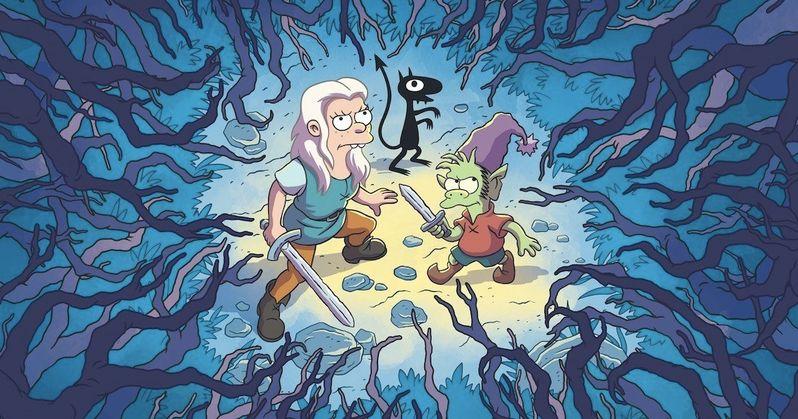 Disenchantment Trailer Reveals Matt Groening's New Netflix Show