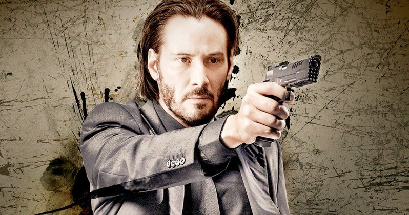 John Wick 2 Happening, Keanu Reeves Will Return!