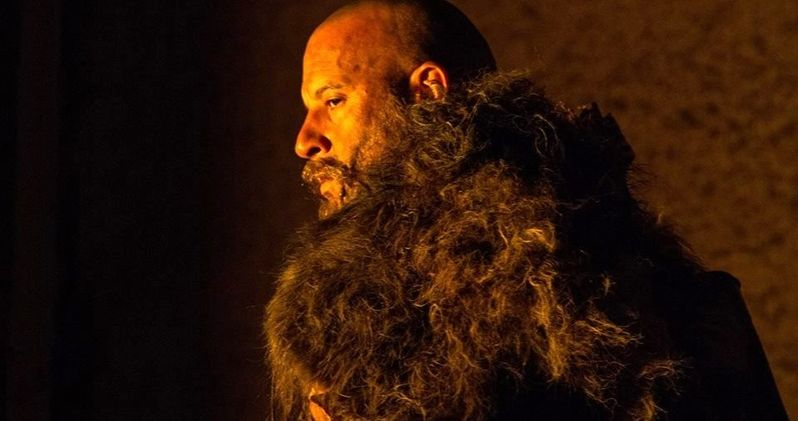 First Look at Vin Diesel in The Last Witch Hunter