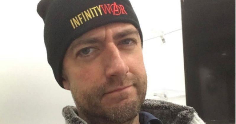 Avengers: Infinity War Logo Revealed In Latest Set Photo
