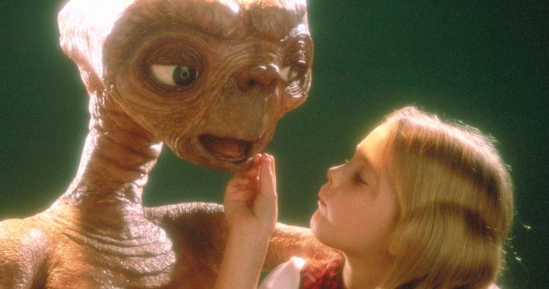 Drew Barrymore Promises E.T. 2 Will Never Happen
