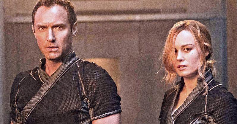 Captain Marvel Isn't an Origin Movie, New Story Details Explained