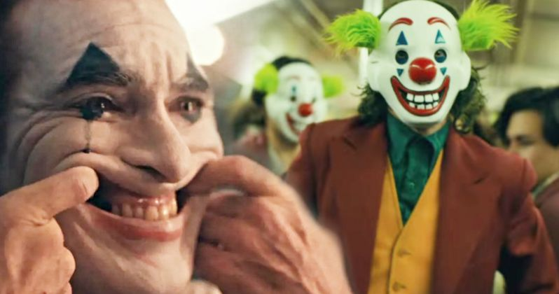 U.S. Army Warns of Joker Shooting Threat & Possible Incel Violence