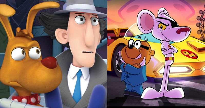 Netflix Reboots Inspector Gadget and Danger Mouse