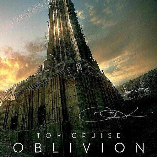 Oblivion IMAX 12:01 Poster