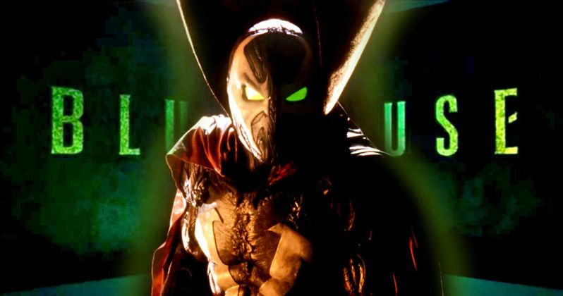 Spawn Creator Explains Why Remake Landed at Blumhouse