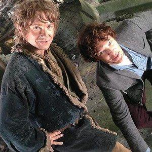 Martin Freeman Wraps Shooting on The Hobbit Trilogy