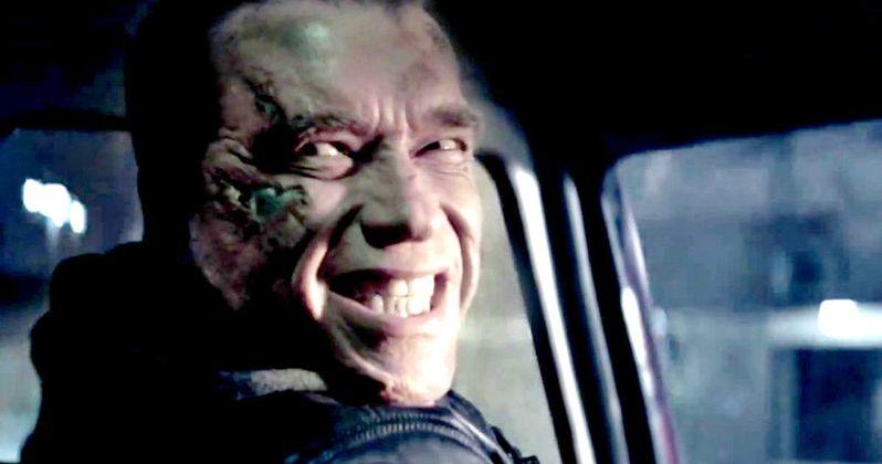 Terminator Genisys TV Spot: Schwarzenegger Is Humanity's Last Hope