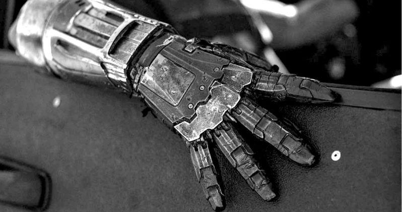 New Logan Photo Has Close-Up Look at Villain's Robotic Hand