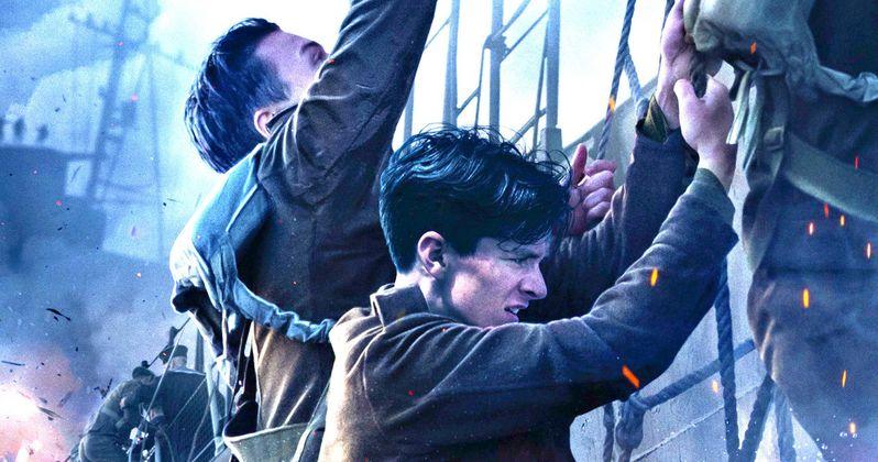 Christopher Nolan's Dunkirk Gets Biggest 70MM Release in 2 Decades