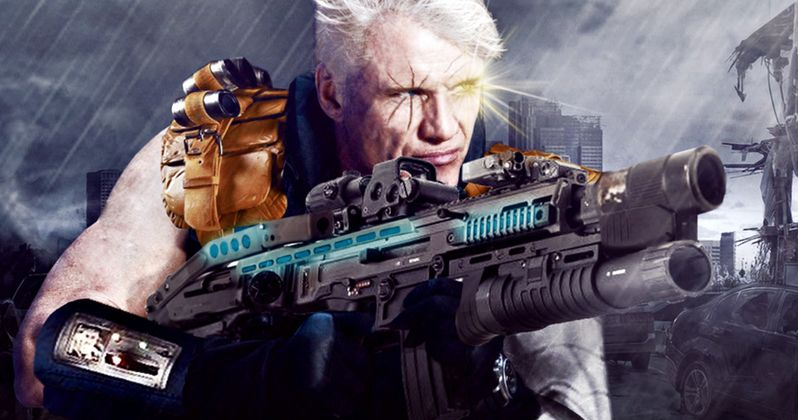 Dolph Lundgren Wants to Play Cable in Deadpool 2