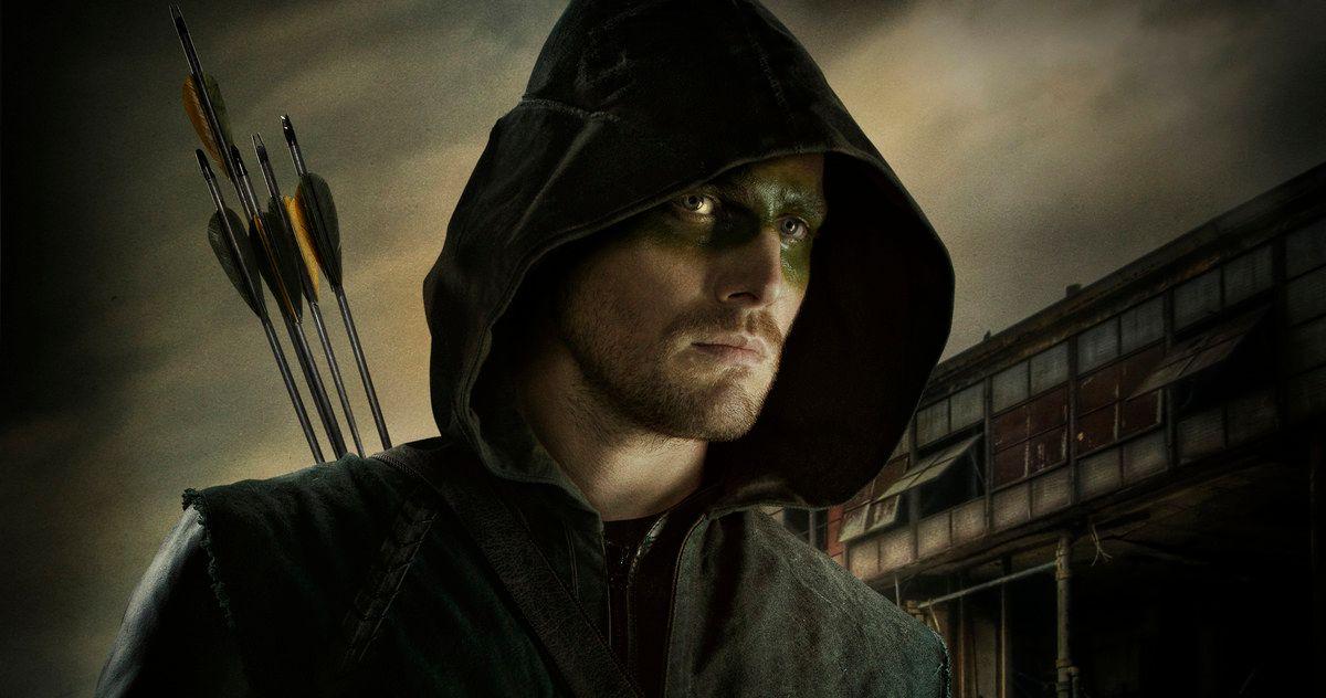 Arrow Season 2 TV Spot Reveals Robert Knepper as the Clock ...