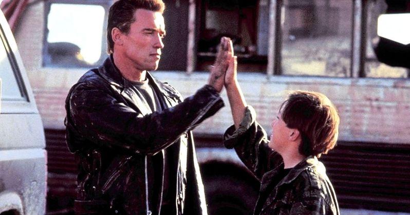 Schwarzenegger Hated the Terminator 2 Script So Much He Almost Left