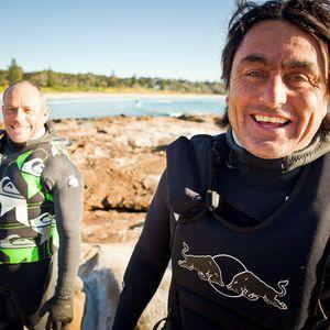 EXCLUSIVE: Tom Carroll and Ross Clarke Jones Talk Storm Surfers 3D
