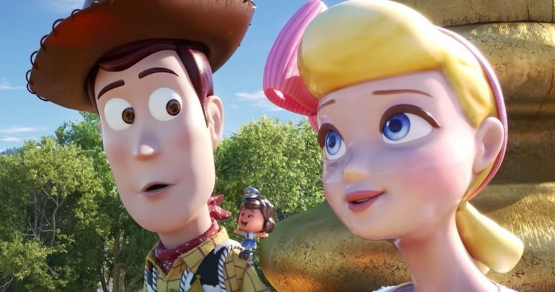 Final Toy Story 4 Trailer Opens Up a Whole New Toy Chest of Trouble