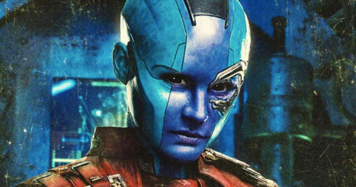 Karen Gillan Wants to Keep Playing Nebula After Guardians of the Galaxy Vol. 3