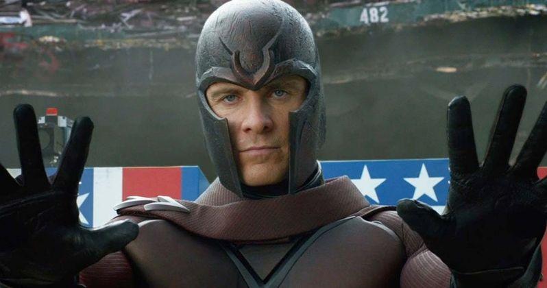 X-Men: Apocalypse Photo Brings Destruction, Is Magneto to Blame?