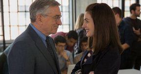 The Intern Trailer Starring Robert de Niro & Anne Hathaway