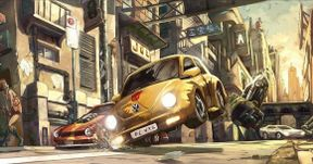 Bumblebee to Become a VW Bug in 80s Set Transformers Spin-Off?