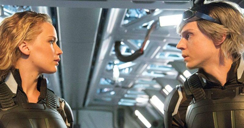 X-Men: Apocalypse Will Have A Bigger, Better Quicksilver Scene