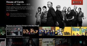Netflix Announces First Major TV App Update Since 2013