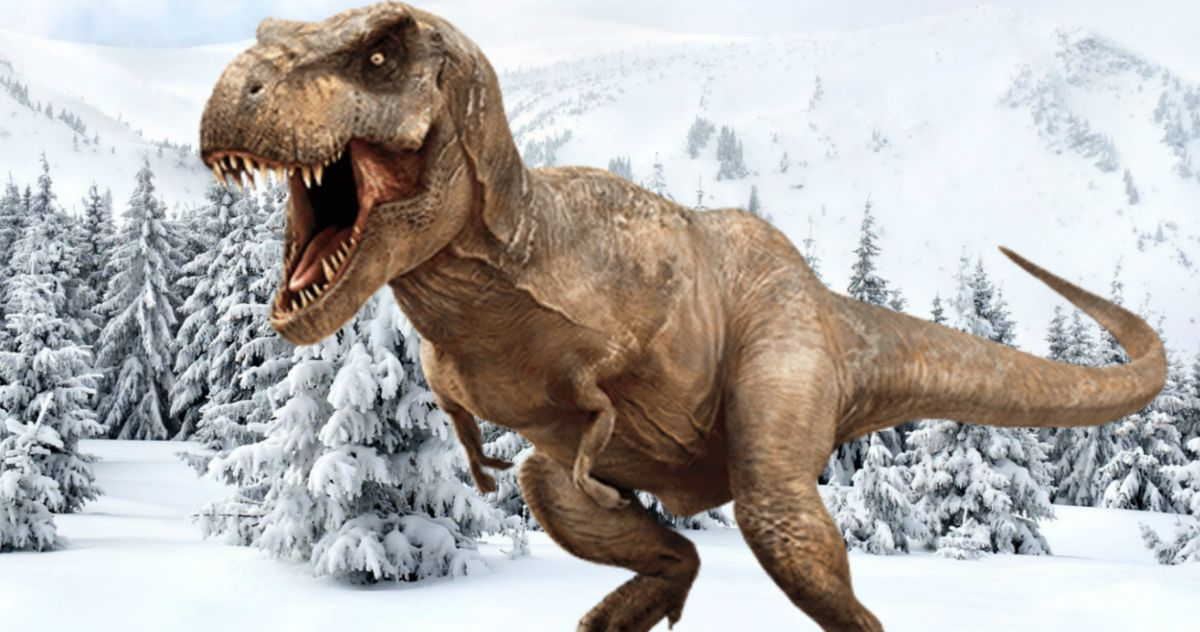 Jurassic World 3 Set Photo Confirms We'll See Dinosaurs in the Snow?
