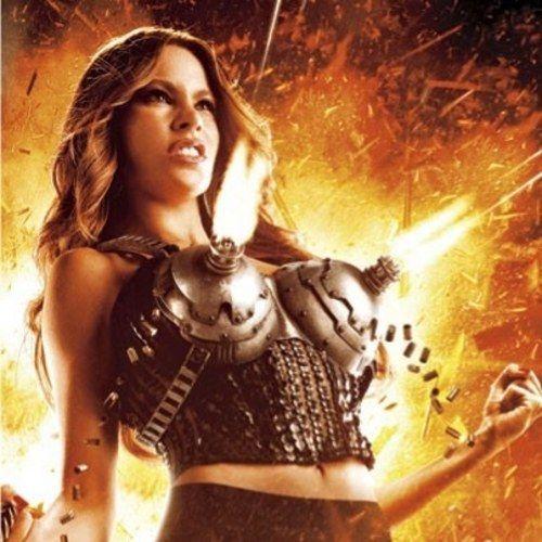 Machete Kills Poster with Sofia Vergara as Desdemona