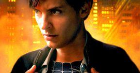Watch Tobey Maguire's Dark, R-Rated Spider-Man Screen Test