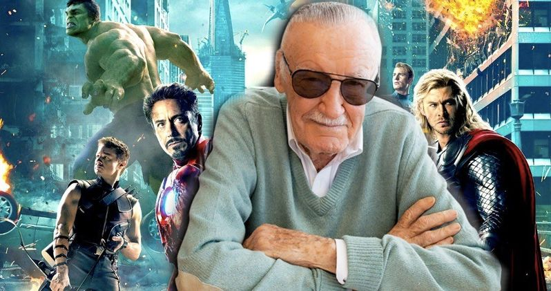 Stan Lee Gets Heartfelt Tribute from the Original Avengers Cast