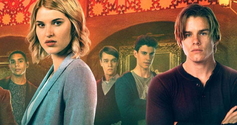 The Order Renewed for Season 2 on Netflix