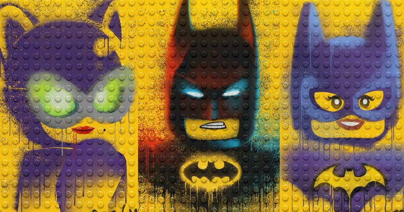 New Lego Batman Movie Sneak Peek Unites Super Friends and Foes
