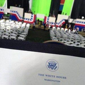 X-Men: Days of Future Past Set Photo Teases White House Mutant Speech