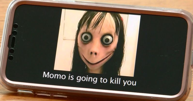 Momo Challenge Movie Based on Viral Internet Hoax Is Coming