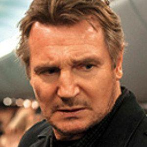 Non-Stop Photo with Liam Neeson
