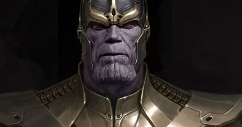 Guardians of the Galaxy Photo Reveals Josh Brolin as Thanos!