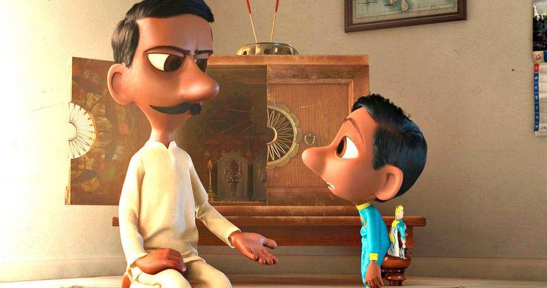Sanjay's Super Team Clip Introduces Pixar's New Superhero