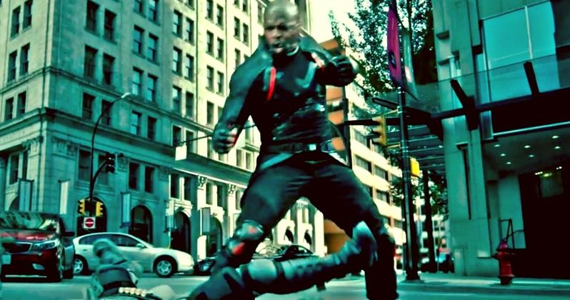 6904767934efa Terry Crews Confirmed as X-Force Mutant Bedlam in Deadpool 2