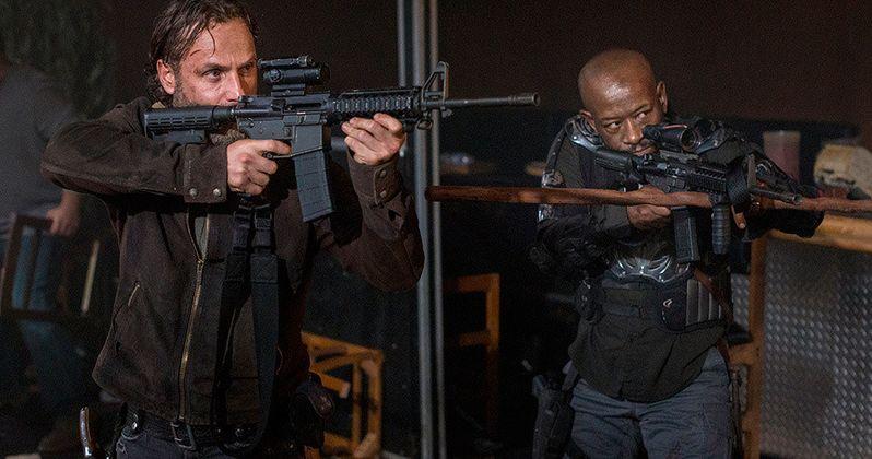 Walking Dead Episode 8.14 Recap: Rick Shows No Mercy
