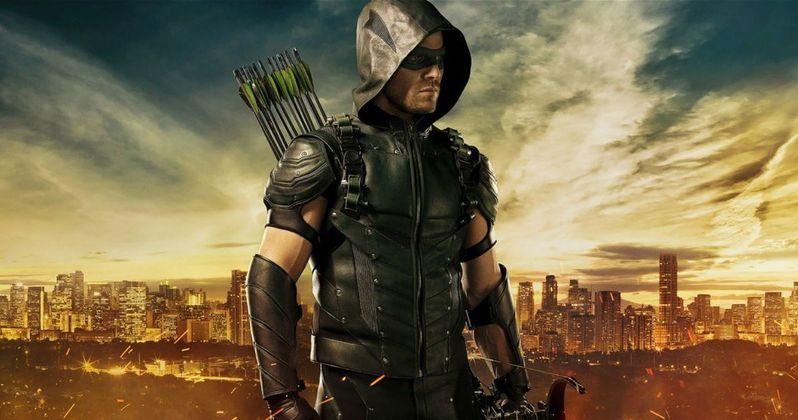 Arrow Season 5 Set Photos Reveal Artemis, Mr. Terrific & Wild Dog