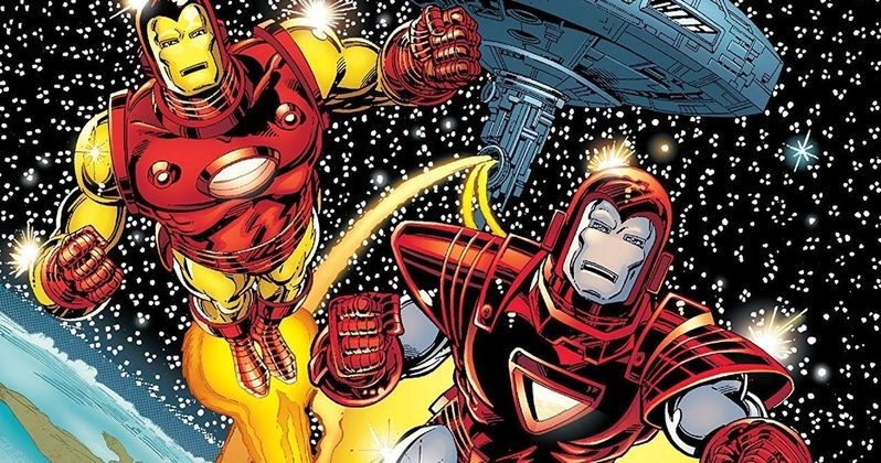 Iron Man Writer Believes Marvel and DC Will Stop Making Comics