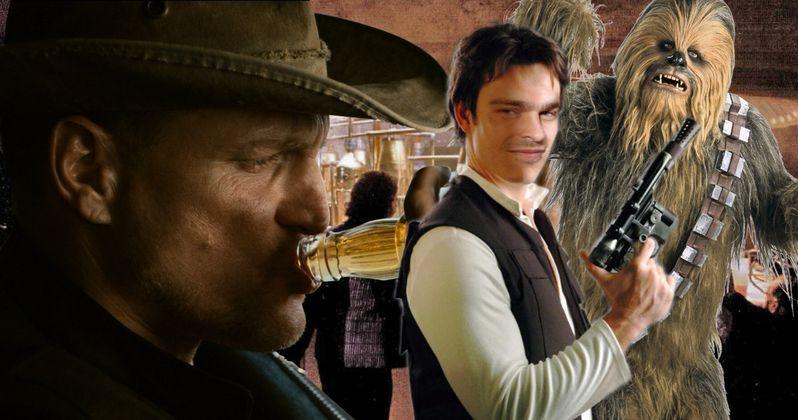 Woody Harrelson Confirms He's Garris Shrike in Han Solo