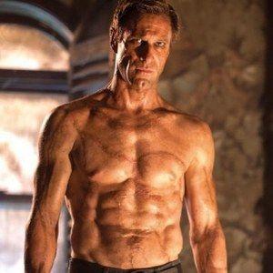 First Look at Aaron Eckhart in I, Frankenstein Photo