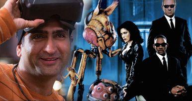 Men in Black Spin-Off Gets Kumail Nanjiani as an Alien Sidekick